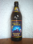 Bier : Held Bräu : Holler Busch