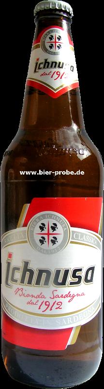 Bier : Ichnusa : Bionda Sardegna
